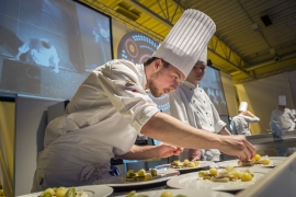 Northern Delight World Champion Seafood - Young Chef