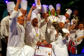 Norsk gull i Culinay World Cup
